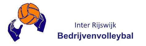 Inter Rijswijk Bedrijvenvolleybal